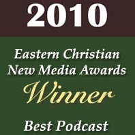 Winner of the 2010 Eastern Christian New Media Award for Best Podcast